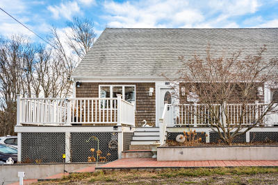 Provincetown Condo/Townhouse For Sale: 7 Sandy Hill Lane #UA