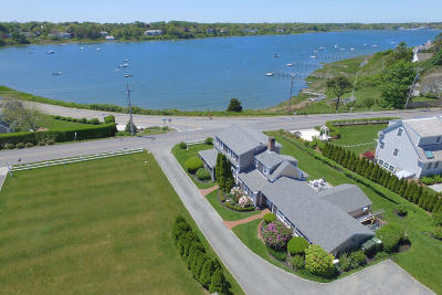 Chatham MA Single Family Home For Sale: $3,495,000