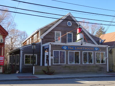 Wellfleet Commercial For Sale: 317 Main Street