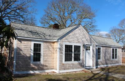 Yarmouth Single Family Home For Sale: 30a Salt Marsh Lane