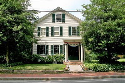 Barnstable Single Family Home For Sale: 3310 Main Street