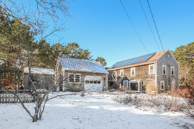 Wellfleet Single Family Home For Sale: 95 Barker Street