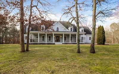 Barnstable Single Family Home For Sale: 9 Hi River Road