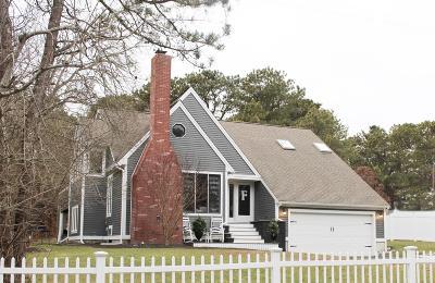 Mashpee Single Family Home For Sale: 45 Monomoscoy Road