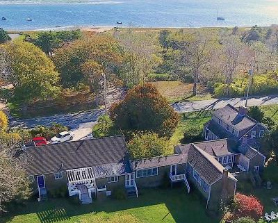 Chatham Single Family Home For Sale: 545 Old Harbor Road