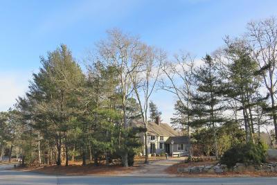 Mashpee Single Family Home For Sale: 2 Glenneagle Drive