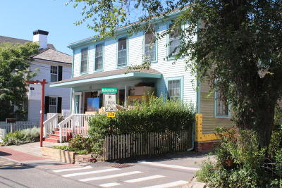 Provincetown Commercial For Sale: 398 Commercial Street #Gallery