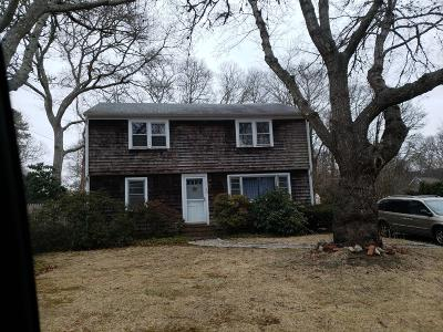Barnstable Single Family Home For Sale: 14 Redwood Lane Extension