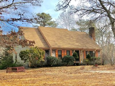 Brewster Single Family Home Active W/Contingency: 144 Archies Cartway