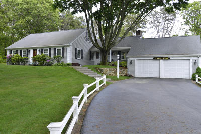 Yarmouth Single Family Home For Sale: 20 Centerboard Lane