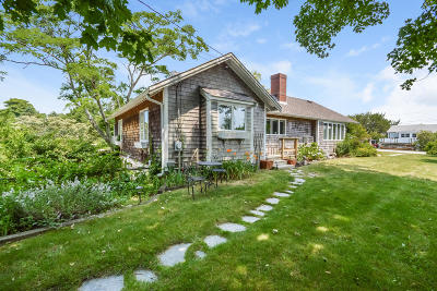 Eastham Single Family Home For Sale: 160 Ellis Road
