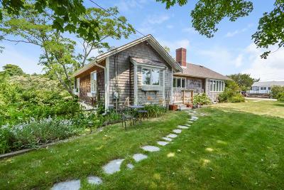 Eastham Single Family Home For Sale: 160 Ellis Road