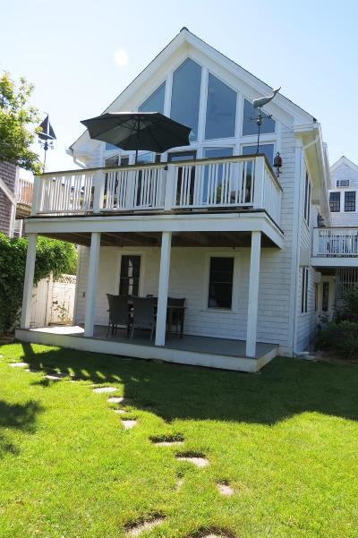 Provincetown Condo/Townhouse For Sale: 566 Commercial Street #UB