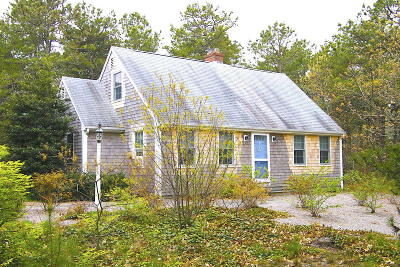 Eastham Single Family Home For Sale: 15 Gill Rd