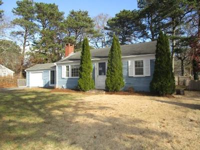 Yarmouth Single Family Home For Sale: 48 Phyllis Drive