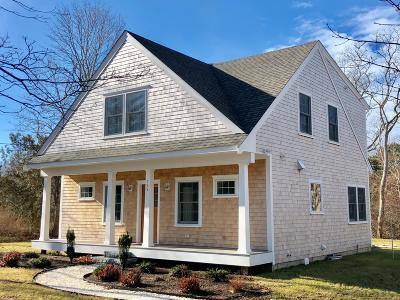 Eastham Single Family Home For Sale: 725 Massasoit Road