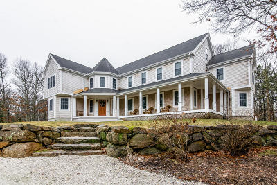 Barnstable Single Family Home For Sale: 651 River Road
