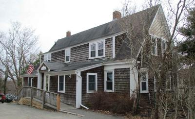 Barnstable Commercial For Sale: 80 Pearl Street
