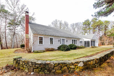 Barnstable Single Family Home For Sale: 63 Blue Heron Drive