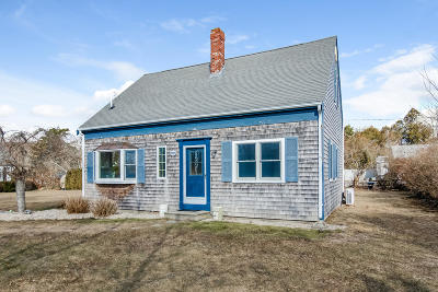 Barnstable Single Family Home For Sale: 339a Sea Street