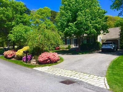 Mashpee Single Family Home For Sale: 5 Fox Hill Road