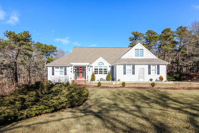Falmouth Single Family Home For Sale: 63 Cairn Ridge Road