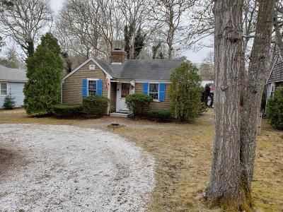Yarmouth Single Family Home For Sale: 25 E Lake Road