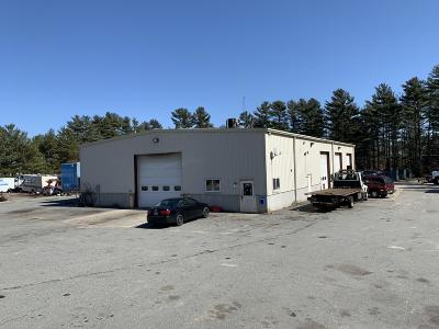 Commercial For Sale: 3 Tow Road