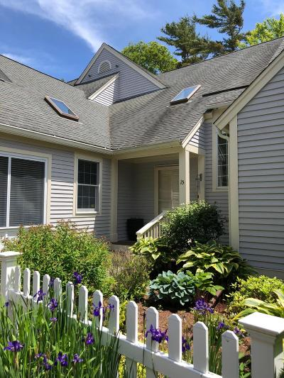 Mashpee Condo/Townhouse For Sale: 15 Gold Leaf Lane