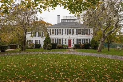 Barnstable Single Family Home For Sale: 40 Old Kings Road