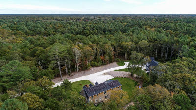 Falmouth Single Family Home Active W/Contingency: 47 Crosswinds Way