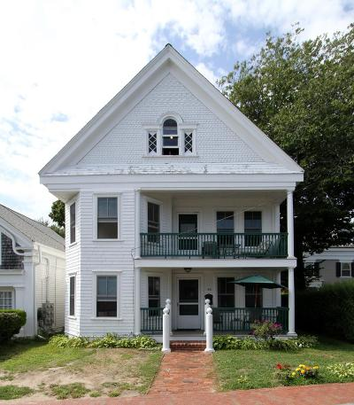 Provincetown Single Family Home For Sale: 94 Commercial Street