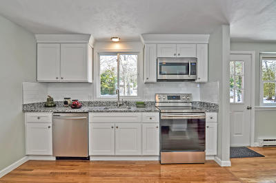 Falmouth Single Family Home For Sale: 27 Old Menauhant Road