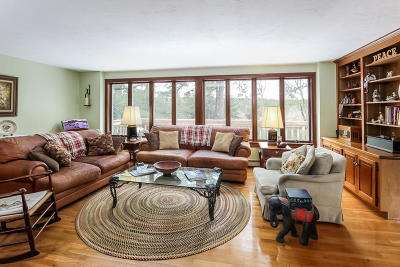 Barnstable Single Family Home For Sale: 31 Babbling Brook Road