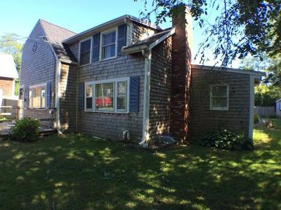 Barnstable Single Family Home For Sale: 306 Oak Neck Road