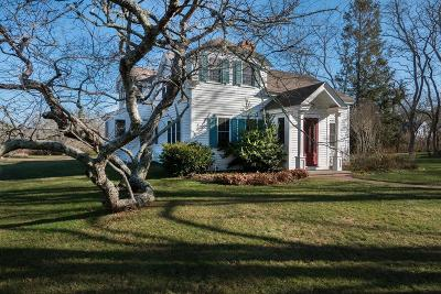 Truro MA Single Family Home For Sale: $1,099,000