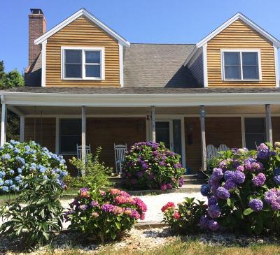 Eastham Single Family Home For Sale: 8 Settlers Trace
