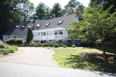 Mashpee Single Family Home For Sale: 38 Bright Coves Way
