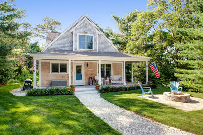 Barnstable Single Family Home For Sale: 50 Pheasant Way #A & B