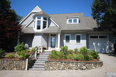 Mashpee Single Family Home For Sale: 44 Little Neck Lane