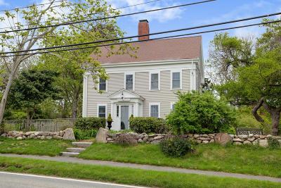Barnstable Single Family Home For Sale: 3688 Main Street