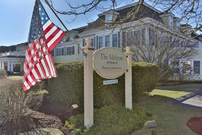 Harwich Condo/Townhouse For Sale: 601 Route 28 #211