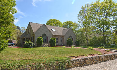 Mashpee Single Family Home For Sale: 110 James Circle