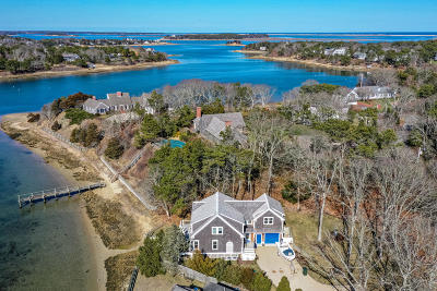 Chatham Single Family Home For Sale: 606 Orleans Road