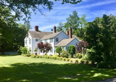 Falmouth Single Family Home For Sale: 224 Waquoit Highway