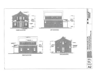 Mashpee Single Family Home For Sale: 0035 Quaker Run Road