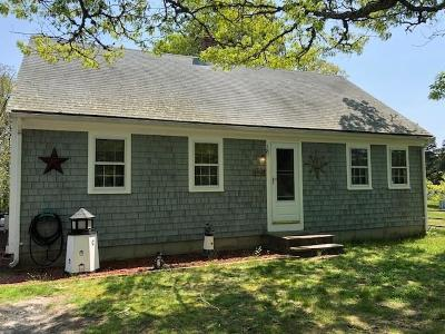 Yarmouth Single Family Home For Sale: 18 Wood Road