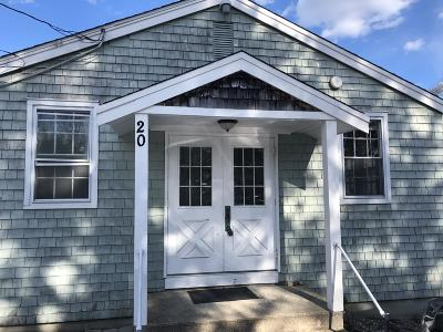 Yarmouth Single Family Home For Sale: 20 Wood Rd