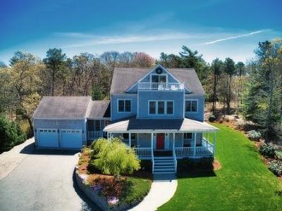 Single Family Home For Sale: 195 North Falmouth Highway