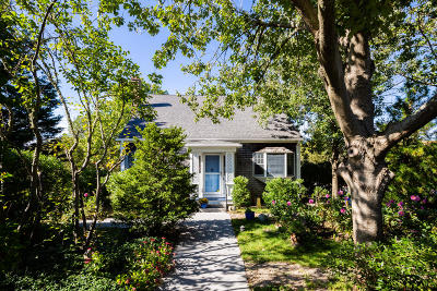 Provincetown Single Family Home For Sale: 78 Bayberry Avenue